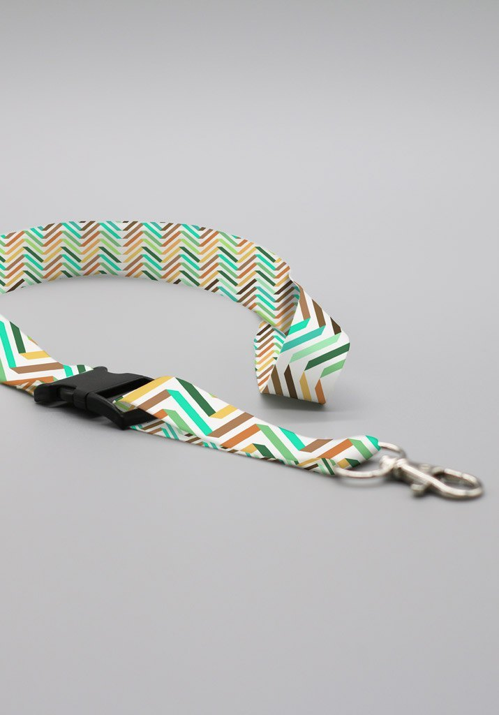 LANYARDS CLASSIC DOBLE CLIP